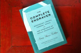 The Complete Engraver by Nancy Sharon Collins and published by Princeton Architectural Press.