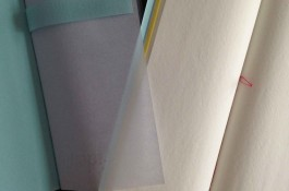 Detail of Limited Edition Notebooks from Nancy Sharon Collins, Stationer.