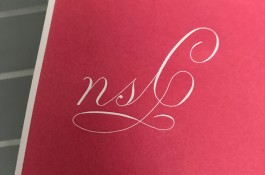 Oh That Pink with Monogram.