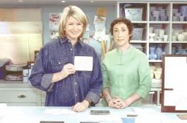 Nancy Sharon Collins on Martha Stewart Living