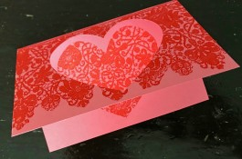 Lace Valentine
